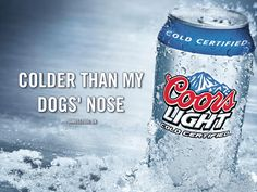 Nothin' better than the blue mountains:) Shops, Coors Light, Light Beer, Life Is Good, Drinks, Beverages, Good Things, Cold, Marker