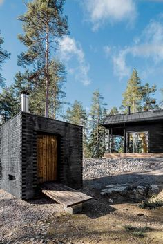 Gallery of Modern Log Villa in Central Finland / Pluspuu Oy - 2