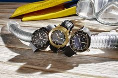 Dive Watches for Guys Who Rarely Get Wet