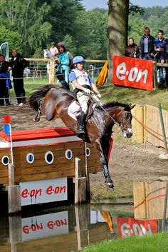 Will Faudree & Andromaque {Luhmuhlen 2011, CIC3*}