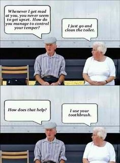 love old people