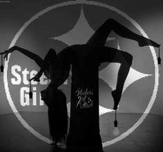 steelergalfan4life 🖤💛 - Steelers Art Attack