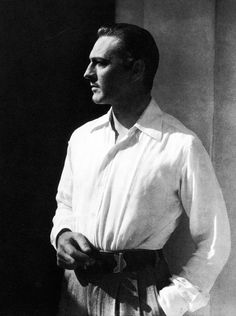 John Barrymore, 1930 portrait by Edward Steichen. Description from pinterest.com. I searched for this on bing.com/images