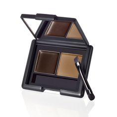 elf eyebrow kit: e.f ash eyebrow kit: elf cosmetics: elf makeup: eyes lips face Best Drugstore Makeup, Makeup Dupes, Beauty Makeup, Elf Dupes, Makeup Cosmetics, Makeup Brushes, Eyebrow Makeup, Eyebrow Wax, Colorful Makeup