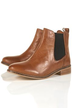 APRIL classic chelsea boots