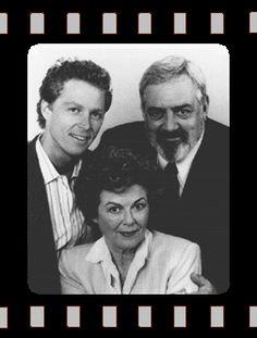 Actor Barbara Hale, mother of actor William Katt