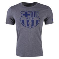 Barcelona Crest T-Shirt - WorldSoccershop.com | WORLDSOCCERSHOP.COM