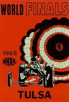 1968 Tulsa World Finals