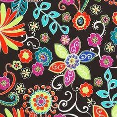 MICHAEL MILLER BOHO BLOSSOMS CLEMENTINE FABRIC   Shop   Kaboodle Iphone 6 Wallpaper, Phone Backgrounds, Michael Miller, Fabulous Fabrics, Flower Power, Painted Furniture, Art Deco, Textiles, Boho