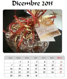 Calendario | pasticceria La Mimosa | gratis