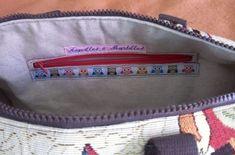 Tuto du chouette sac de voyage hibou - Aiguilles et Myrtilles Sac Week End, Jansport Backpack, Tote Bag, Sewing, Assemblage, Pouches, Comme, Sports, Club