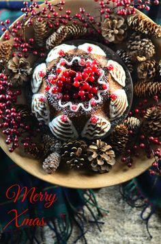 My best wishes for a Merry Xmas! http://www.taccuinodicucina.it/blog/una-rustica-torta-al-miele-per-augurarvi-buon-natale/