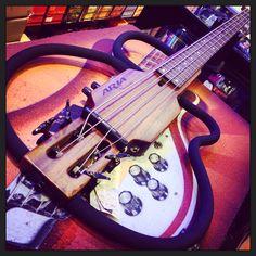 Aria sinsonido bye bye! #bassline #bass #sinsonido #bassguitar