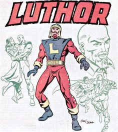 Looking at the history of the 'hooded prisoner' character in the DC Universe, and his New 52 future. Lar Gand, Val Zod, Earth Two, General Zod, Big Barda, Christopher Reeve, Lex Luthor, New Gods, Comics Universe