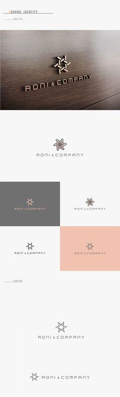 """로니앤컴퍼니 / Design by swakzz21 / """"태양"""" 또는 """"분자구조""""등의 이미지를 통해 글로벌한 이미지와 무역으로 이루어지는 긴밀한 신뢰를 상징하는 로고 디자인 #태양 #분자구조 #sun #영어 #글로벌 #무역 #신뢰 #로고디자인 #로고 #디자인 #디자이너 #라우드소싱 #레퍼런스 #콘테스트 #logo #design #포트폴리오 #디자인의뢰 #공모전 #모더니즘 #맞팔 #심볼마크 #심볼 #일러스트 #작업 #color #타이포그래피 #아이콘 #곡선 #로고타입"""
