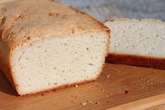 Gluten Free White Sorghum  Bread - Soft, moist, and delicious, with a neutral white bread flavor.