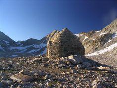 Muir hut, John Muir Trail