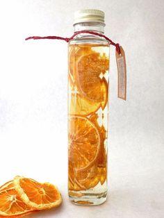 植物ノ瓶詰メ標本collection(ハーバリウム) オレンジ フラワー・リース 花職人工房 ハンドメイド通販・販売のCreema