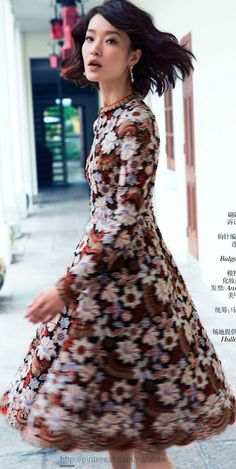 Daytime Couture - Vogue China Collection, Valentino