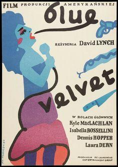 Blue Velvet - Jan Mlodozeniec, 1987