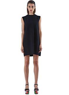 Valentino Oversized Sleeveless Dress | LN-CC