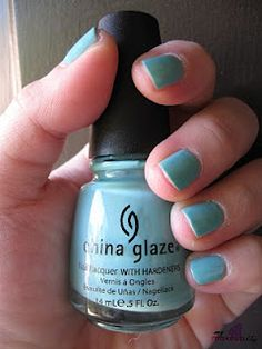 China Glaze - For Audrey  -- just got this, can't wait to try it