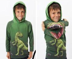 Creative hoodie design