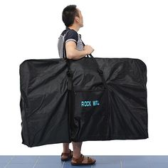 """Solid Mountain Bike Bicycle Carry Storage Pouch 26"""" Folding New Bag Carrier: Bid: 199,00€ Buynow Price 199,00€ Remaining 08 dias 20 hrs…"""