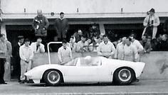 TEST FORD GT40 1964