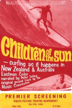 Children of the Sun (1968) | Surf Classics