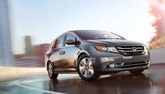 The 2014 Honda Odyssey Has Arrived!