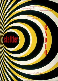 Hermann Eidenbenz — Stettler Radio (1946)