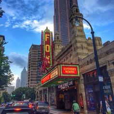 The Fox Theatre, Atlanta, GA