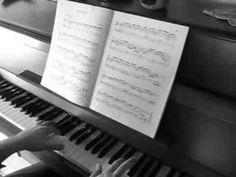 Bach bwv 814 Menuet  French Suite #3 = TETRIS Lied C