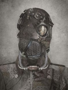 The Concealist - Moodscape  #Steampunk