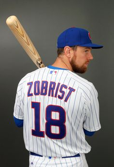 Cubs Photo Day Pictures Are Here – And They're Awesome Chicago Cubs Memes, Chicago Cubs Baseball, Cubs Players, Cubs Team, Best Baseball Player, Better Baseball, Ben Zobrist, Cubs Win, Go Cubs Go