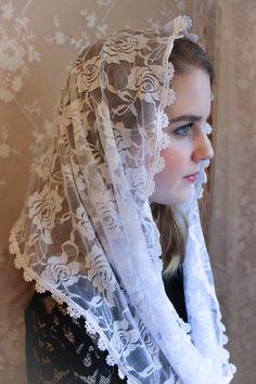 Catholic veils for mass