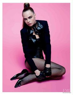 Plastic Dreams in Plastic Dreams with Cara Delevingne - (ID:10340) - Fashion Editorial | Magazines | The FMD #lovefmd