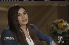 La Esposa Del Chapo Guzman Habla De La Relación De Su Esposo Con Kate Del Castillo #Video