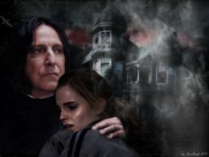 .:Severus and Hermione:. by SeverusSnapesAngel on DeviantArt