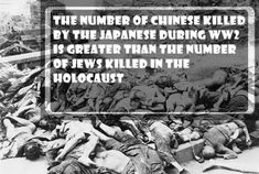 The Japanese killed 6 million of Chinese and Nazis killed million of Jews False Facts, Weird Facts, Fun Facts, Crazy Facts, Random Facts, Good To Know, Did You Know, Facts About Dreams, Sleepless Nights