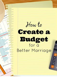 Budgeting: The Best Marriage Advice I Can Give to You. Practical tips and strategies to get you on a budget and the reasons why you should stick to a budget. It will change your life--for the better!