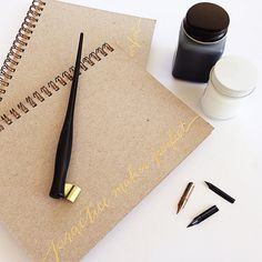 Looking for the perfect gift for the guy or gal who has everything? Or you yourself want to try calligraphy, but arent sure where or how to get