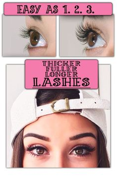 Get the lashes you've always wanted! I did, and I've never felt better.