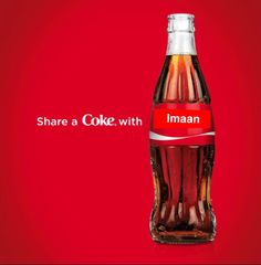 Share a Coke! #flawless