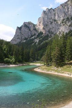 Green Lake, Styria - Austria