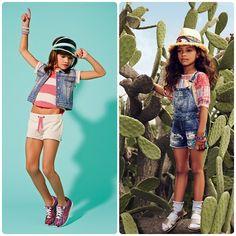Mango Kids y la moda infantil primavera 2014