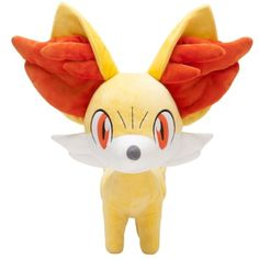 Pokemon Center Fennekin/Fokko Life Size Plush Doll >>> You can find more details by visiting the image link. (This is an affiliate link) #StuffedAnimalsPlushToys