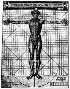 Level 1 Consciousness - Vitruvius