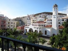 Los Cristianos, Tenerife. Love my winter weeks there!